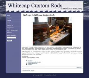 Whitecap Rods Screenshot
